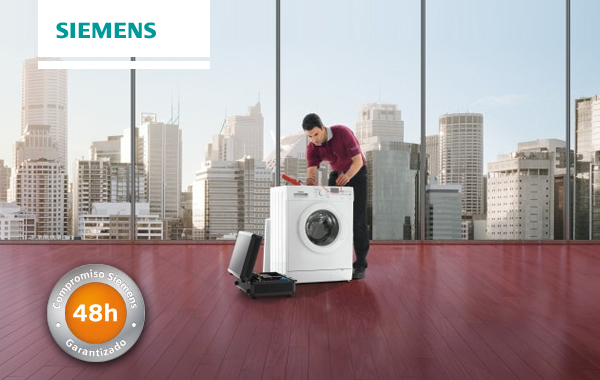 Siemens Garantía 48 horas
